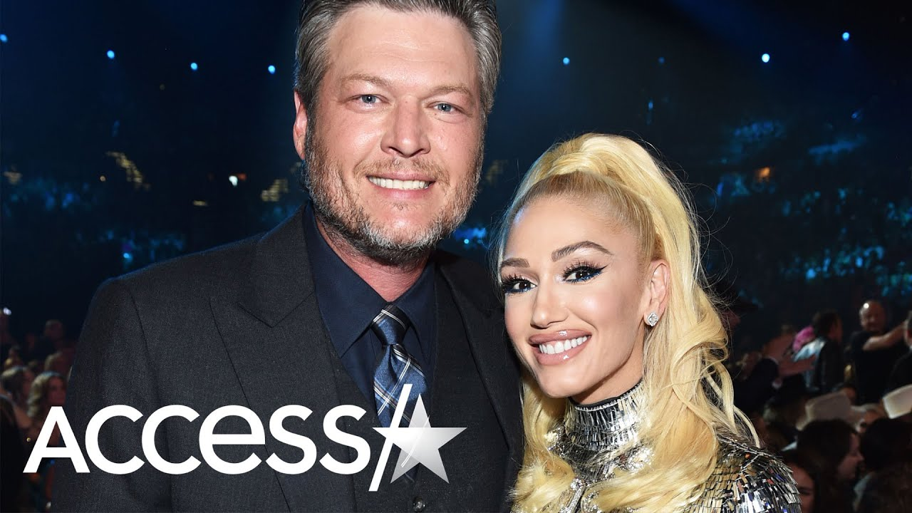 Blake Shelton And Gwen Stefani Are Reportedly Living Together With Her Three Sons