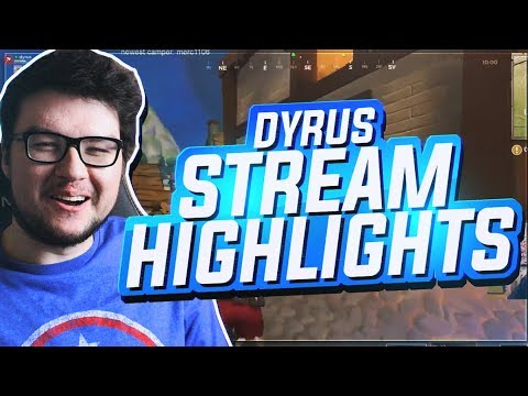 DYRUS | STREAM HIGHLIGHTS RECAP