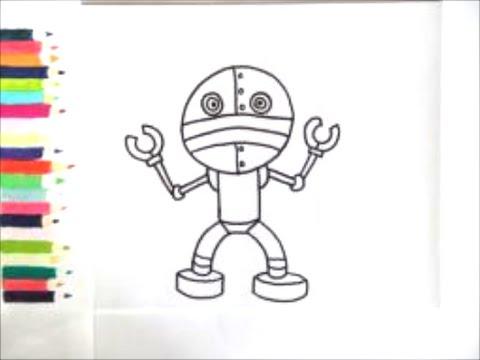 [アンパンマンイラスト] 描けたらうれしい!だだんだん1号の描き方 How to draw anpanman , YouTube