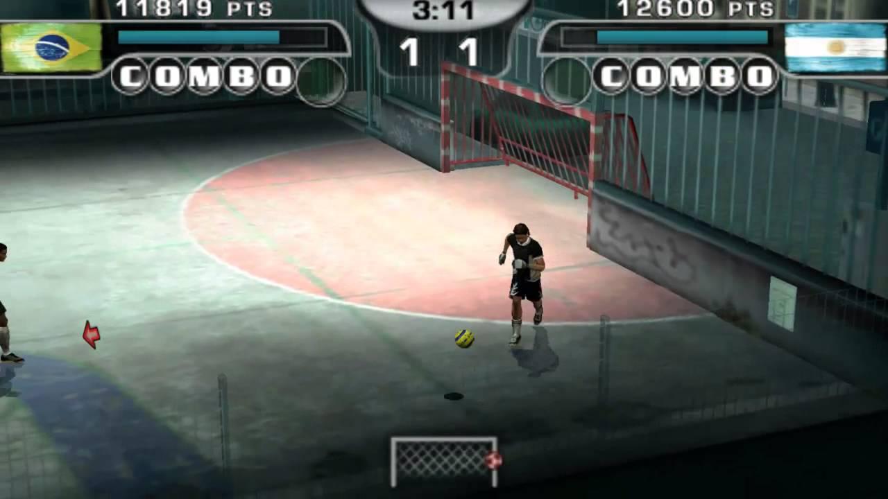 FIFA STREET FOOTBALL DELUXE бесплатно, Бесплатно