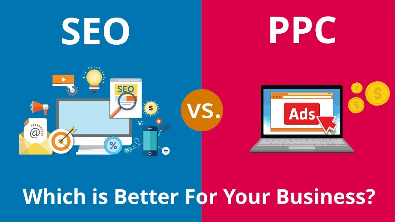 SEO vs PPC (Google AdWords) Which is Better? - YouTube