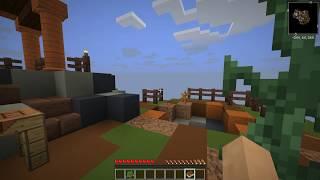 FTB Sky Adventures - Ep. 1 - Fun New Skyblock