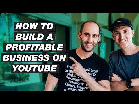 How to Turn Your YouTube Channel Into a Profitable Business — Evan Carmichael Interview