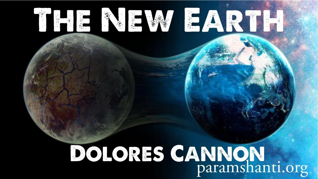 New Earth by Dolores Cannon