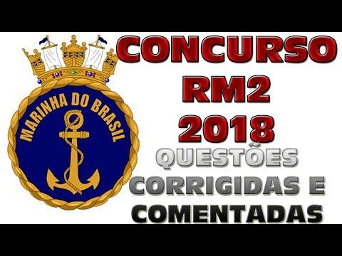 Concurso MARINHA RM2 2018