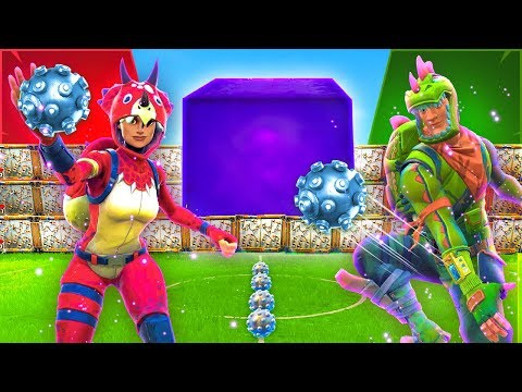 ANTI-GRAVITY CUBE TRAPBALL *NEW* Custom Gamemode In Fortnite Battle Royale