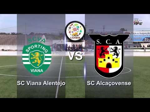 Liga CARMIM 2017/2018, 13ª Jornada - Seporting CVA 1x1 SC Alcaçovense
