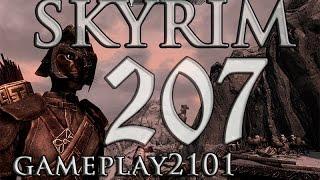 видео The Elder Scrolls V: Skyrim - Прохождение pt49 - Кровь на снегу