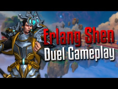 Smite: Back to Business!- Erlang Shen Duel Gameplay