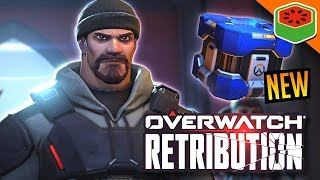 *NEW* RETRIBUTION MODE AND LOOT BOXES! | Overwatch Retribution