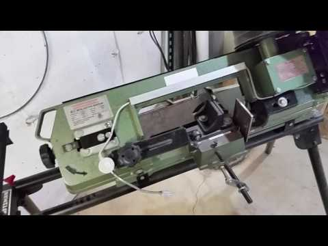 Metal cutting bandsaw mods Harbor Freight