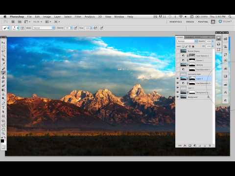 Webinar: Landscape Photography Editing and Enhancements with Adobe Photoshop, Part 2