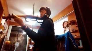 【周杰倫 - 雨下一整晚】簡伯廷 小提琴演奏 Violin Cover