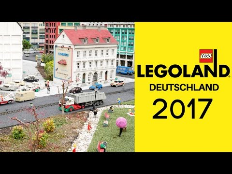 Legoland Germany 2017 - Travel Germany