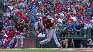 BAL@TEX: Wieters