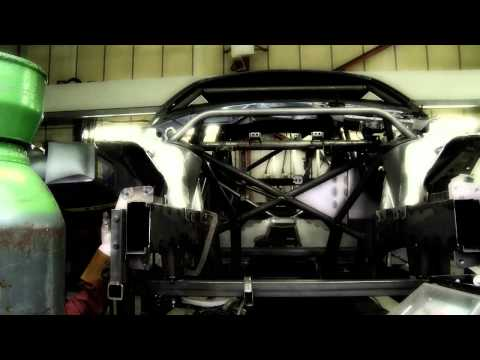 Nissan JUKE-R Video 3 – The Build Begins