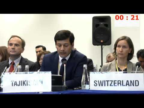 Картинки по запросу ВАРШАВА. ОБСЕ. 23.09.2019 - Ответ представителя Таджикистана Музаффара Ашуриёна