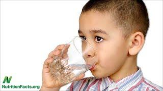 Jsou děti, které pijí vodu, chytřejší?