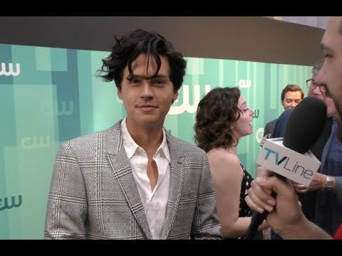 'Riverdale' Season 2 Preview — Cole Sprouse Interview @ 2017 CW Upfront