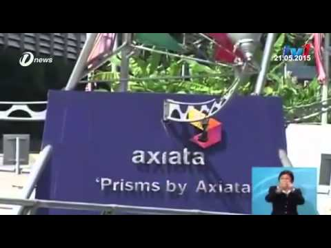 Axiata Group Berhad Eyes 4G LTE Coverage For 35 Per Cent Population By Year End