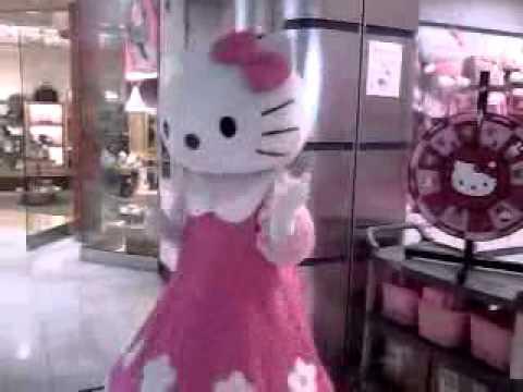 Hello Kitty @ KOP Mall