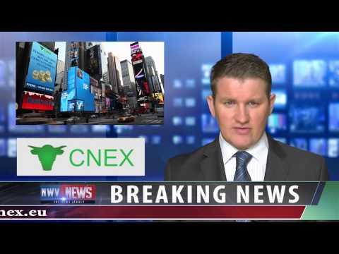 CNEX.eu - Leading European Bitcoin Exchange - NWV News Coverage