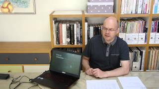 ASUS ROG G551J Laptop Review