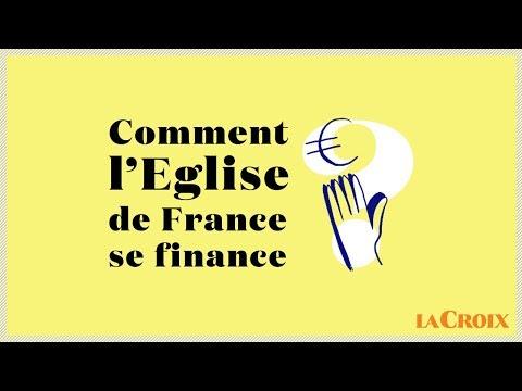 Comment l'Eglise de France se finance?   Le tour de la question