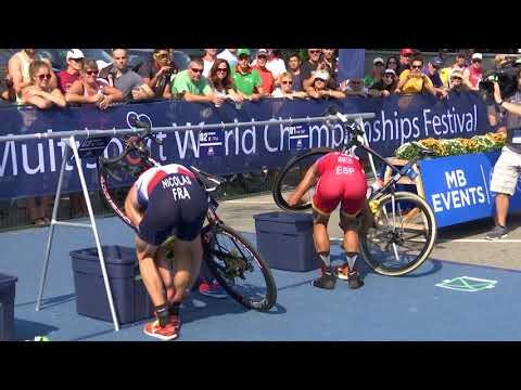 2017 Penticton ITU Duathlon World Championships - Elite Men's Highlights