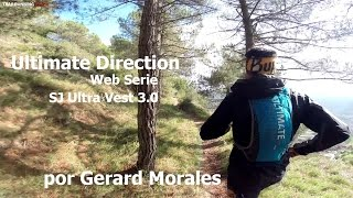 Ultimate Direction SJ Ultra Vest 3.0 por Gerard Morales