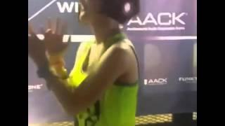 DJ Soda Hwang Sohee Cute dancing