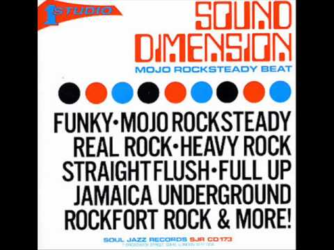 Sound Dimension - Real Rock