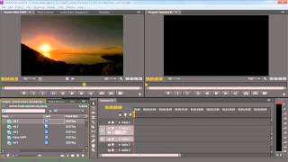 How to Animate Frames and Tracks in Adobe Premiere Pro CS6