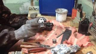 Відновлення редукційного клапана трактора т 25Restoration of the reduction valve