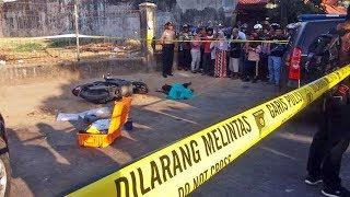 Tikam Polisi, Begal Sadis di Makassar Tewas Usai Ditembus Peluru Petugas