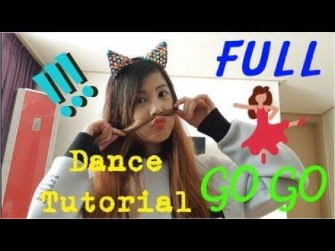 FULL Dance Tutorial BTS (방탄소년단) - GO GO (MIRRORED)