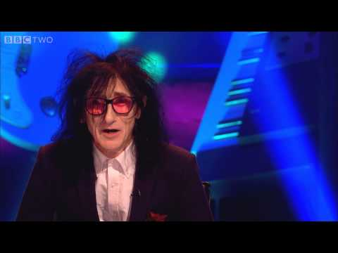 John Cooper Clarke and Amelia Lily talk guinea pigs - Never Mind the Buzzcocks: Episode 3 - BBC Two