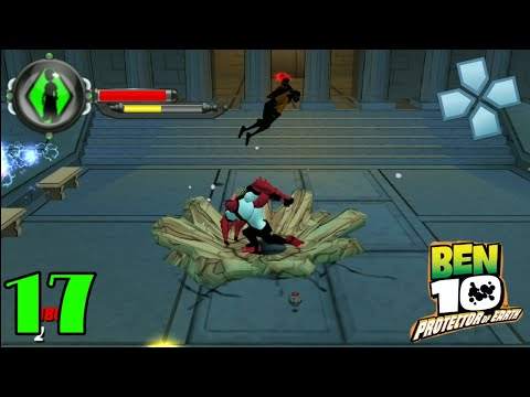 Ben 10 Protector Of Earth Part 17 Washington D.C. PPSSPP Play On Android
