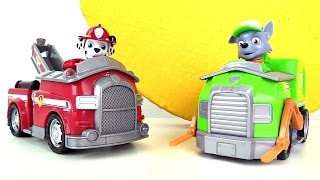 Video per bambini in italiano. Paw Patrol - alla ricerca di Rocky