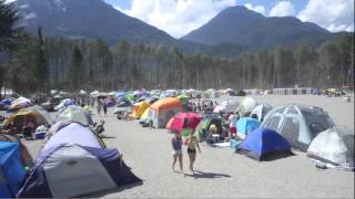 Video Squamish Festival 2014 Camping Time Lapse download MP3, 3GP, MP4, WEBM, AVI, FLV Agustus 2018