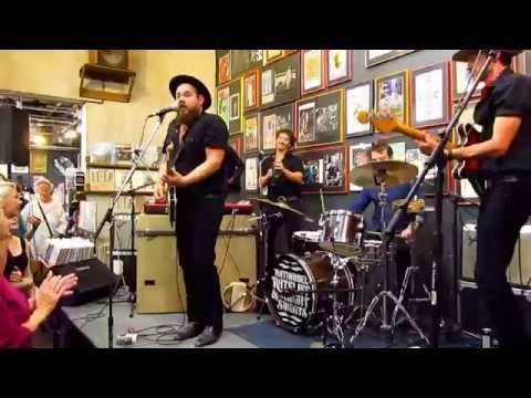 Nathaniel Rateliff & the Night Sweats Live at Twist and Shout
