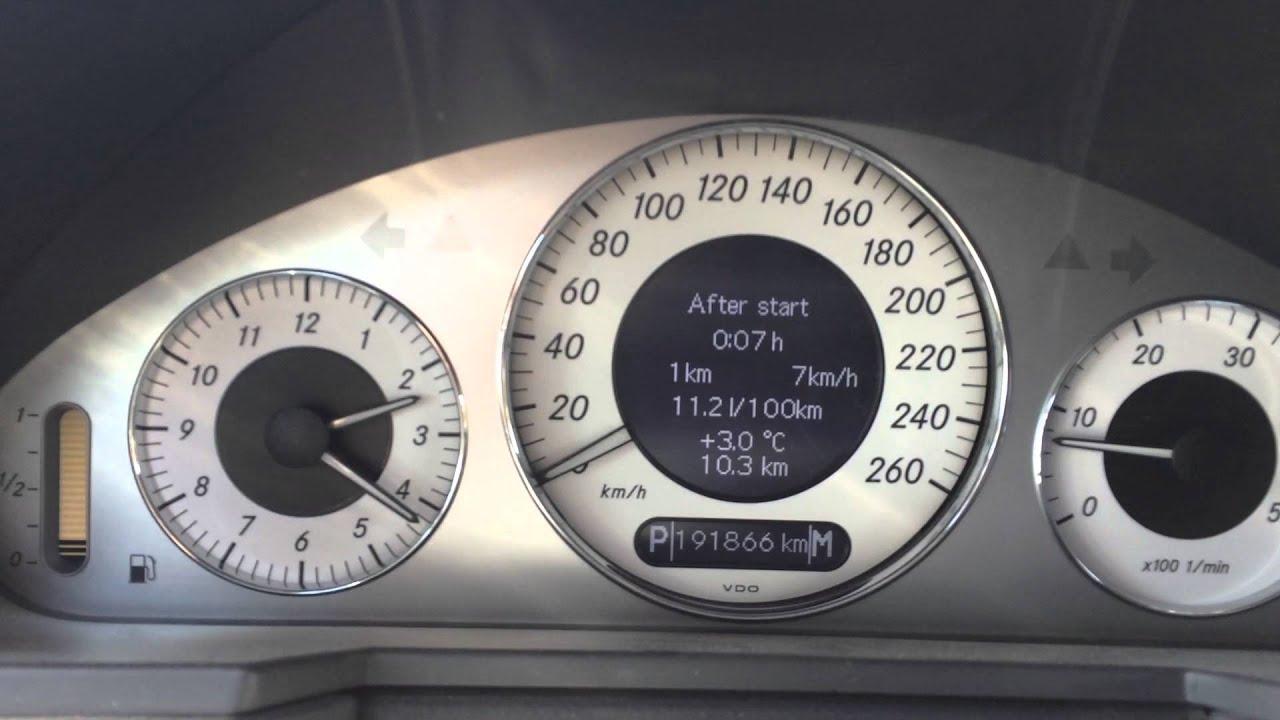 7G-Tronic transmission problem
