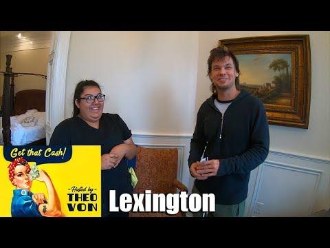 Get That Cash! with Theo Von | Lexington, KY