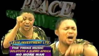 Download Video The Twins - No More War (Official Video) MP3 3GP MP4