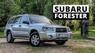 Subaru Forester Bi-Fuel JTG - leśnik na gazie