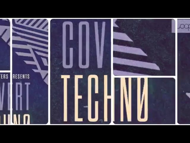 Covert Techno   Techno Samples & Loops   By Loopmasters   new #1