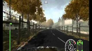 WRC: FIA World Rally Championship 2010 gameplay PC