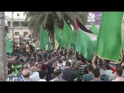 Israel-Gaza: Three-day ceasefire lasts 90 minutes