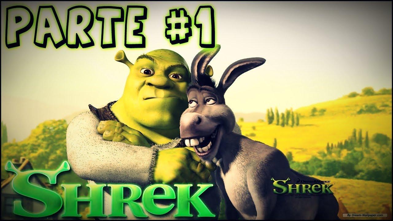Shrek 2 Parte 1 - O Começo [Narrado/Portugues] - YouTube