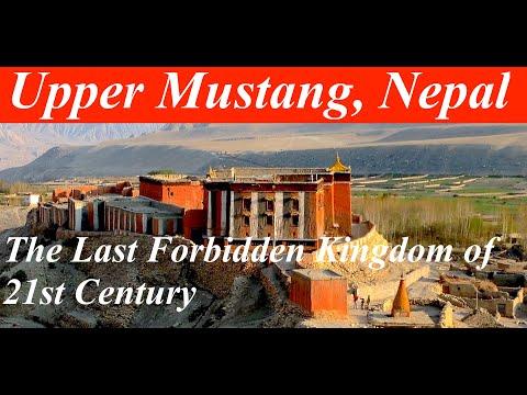 Secret Kingdom: Upper Mustang trek in Nepal